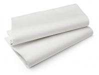Pöytäliina Evolin 127x220cm valkoinen  5kpl/pkt