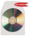 CD-tarratasku läpällä 10kpl/pkt