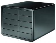 Lomakelaatikosto Han i-Box 5-osainen musta