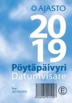 Pöytäkalenteri Pöytäpäivyri/Datumvisare 2019