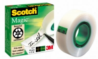 Asiakirjateippi Scotch Magic 810 19mm x 33m