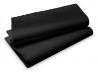Pöytäliina Evolin 127x220cm musta 5kpl/pkt