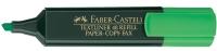 Korostuskynä Faber-Castell Textliner 48  vihreä