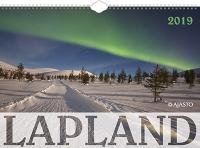 Seinäkalenteri Lapland 2019 UUTUUS