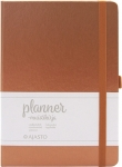 Planner-muistikirja A5 kupari