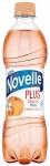 Hartwall Novelle Plus Sinkki+E  Aprikoosi&Jasmiini -kivennäisvesi 24x0,5l