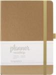 Planner-muistikirja A5 kulta