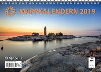 Seinäkalenteri Mappkalendern 2019