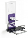 x Matkapuhelinteline Durable Varicolor  Phone Holder violetti