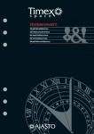 Timex Space -täydennyspaketti