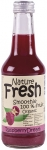 Nature Fresh Smoothie Vadelma 12x250ml