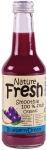 Nature Fresh Smoothie Mustikka 12x250ml
