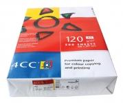 Värikopiopaperi 4CC A3 120g 500ark/rsi
