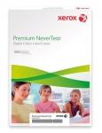 Xerox Premium NeverTear A4 120mic säänkestävä tulostuspaperi 100ark/pkt