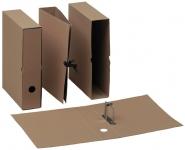 Arkistokansio A4 7cm piikkimekanismi + kotelo
