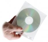 CD-kansiotasku 2:lle levylle