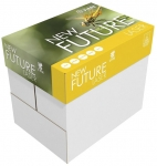 Kopiopaperi New Future Laser A4 80g 500ark/rsi