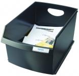 Paperinkeräyslaatikko Han Logo 25 litraa  musta