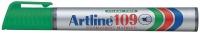 Huopakynä Artline 109 viisto 2-5mm vihreä