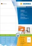 Tulostustarra Herma Premium 4457 A4  105x48mm 12-os. 100ark/pkt