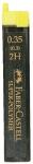 x Irtolyijytuubi Faber-Castell 0,3mm/0,35mm 2H