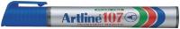 Huopakynä Artline 107 pyöreä 1,5mm sininen
