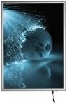 Julistekehys A3 Snap-pikakiinnitys LED-valo