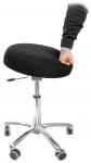 Active Balance 360 -aktiivituoli musta kangas