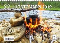 Seinäkalenteri Luontomappi 2019 UUTUUS