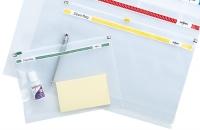 Vetoketjutasku Snopake Zippa-Bag A4  värilajitelma