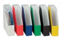 Lehtikotelo Maxibox A4 koottava sininen