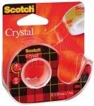 Yleisteippi Scotch 12mm x 10m Crystal Clear katkojalla
