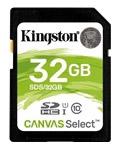 SD-muistikortti Kingston SDS/32GB SDHC UHS-I U1 / Class10