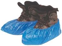 Kertakäyttöinen kenkäsuoja sininen 41cm 100kpl/pkt